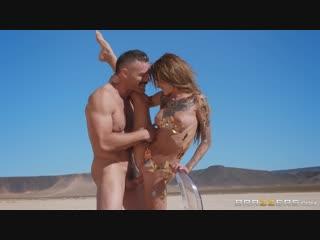 ] Kimber Veils - Sandy Siren Of The Skies [2018-11-17, Blonde, Natural Tits, Petite, Tattoos, Masturbation, Straight