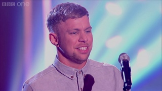 """Lee Glasson """"Careless Whisper""""-and-""""Help Me Make It Through The Night""""-The Voice UK-BBC 2014."""