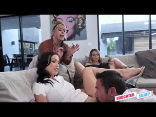 Charlotte Sins, Diana Grace - Unconventional Sex Therapy [TeamSkeet  DaughterSwap]