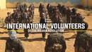 International Volunteers of the Rojava Revolution