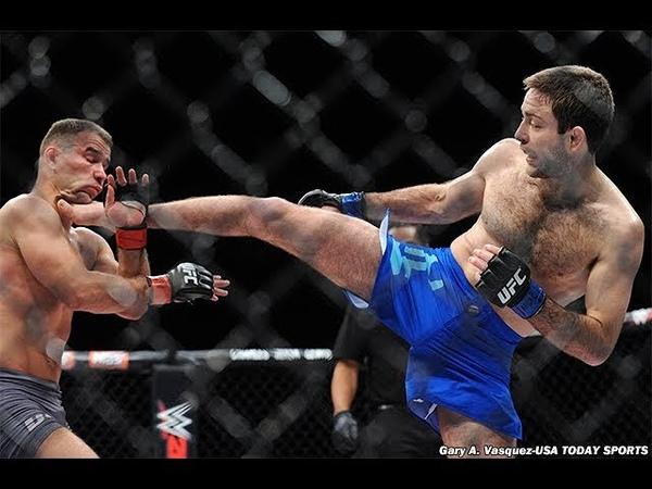 Ryan Hall The Wizard UFC Highlights ᴴᴰ