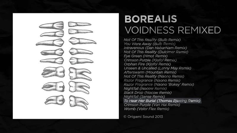 Borealis To Hear Her Burial Thomas Bjerring Remix
