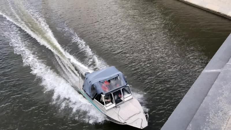 В ролях Кораблик блюзз река Яуза