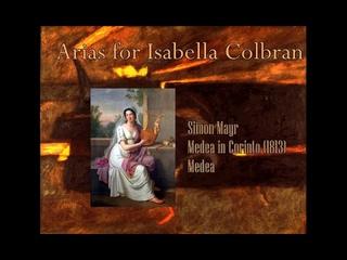 Arias for Isabella Colbran (1784-1845) Volume I: Mayr, Rossini (Sopranos)