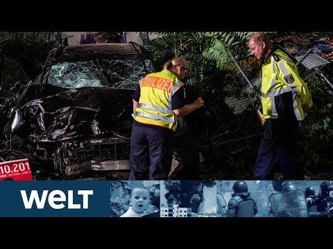 BERLIN-MITTE: Porsche SUV rast in Passanten - vier Tote