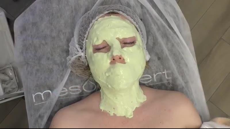 Альгинатные пластифицирующие маски.mp4