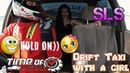 Дрифт такси с девушкой/Drift taxi with a girl/drift/ruzaliya_ibragimova/SLS