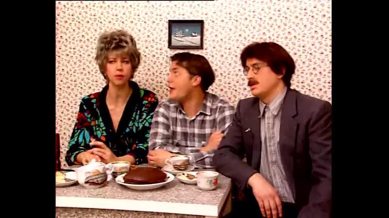 ОСП-студия (ТВ-6, 28.12.1996) 3 выпуск (Новогодний)