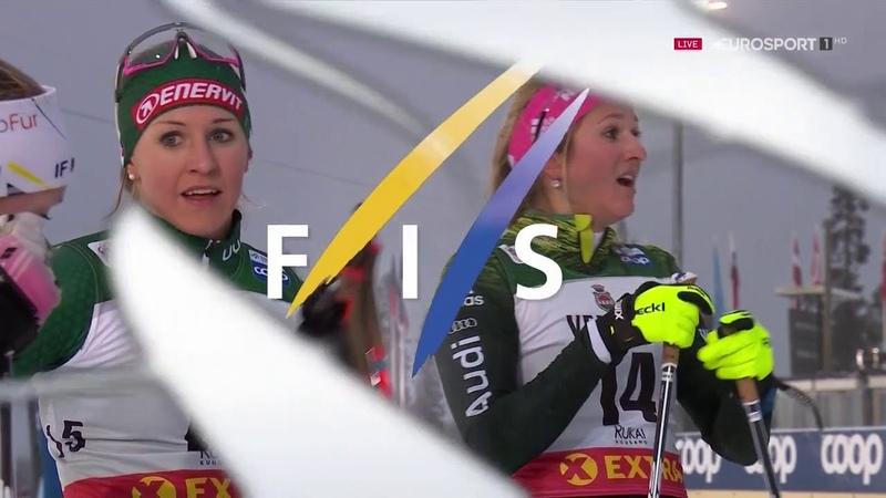 Лыжные гонки Кубок мира 2018 2019 Рука Спринт Классика