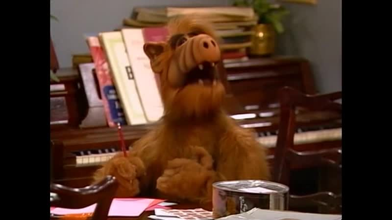 Alf Quote Season 1 Episode 15 Подарок