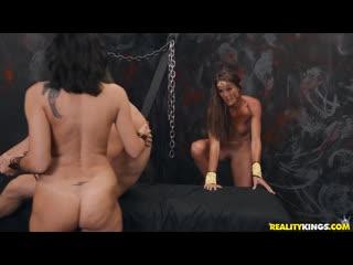 Lezley Zen, Sofie Marie - Dungeons  Milfs _  All Sex MILF Big T