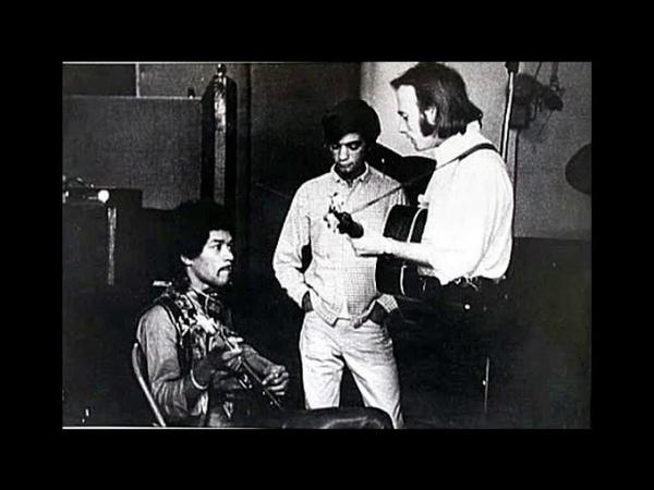 Jimi Hendrix Kerim Capli and Stephen Stills Live at Still's Basement 1968 Full Jam Session