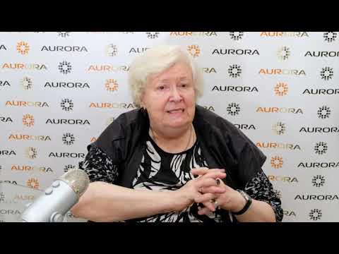 Белково пептидные комплексы Виоргон и Виофтан Аврора Знакомство с Викторией Петровной Ямсковой