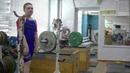 Новокрещенов Тимофей, 12 лет Толчок с выс плинтов 45 кг Есть личный рекорд!