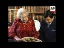 Japan's Crown Prince Naruhito visits Queen Elizabeth II at Windsor Castle