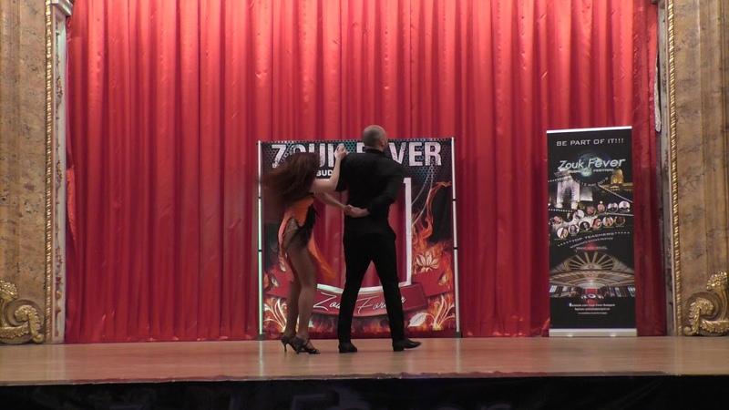 2019 05 12 zouk fever budapest shows 2 Papagaio Olaya