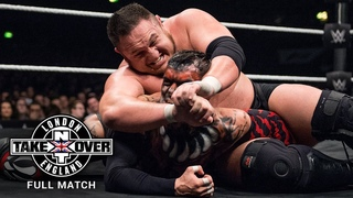 [#My1] Finn Bálor vs. Samoa Joe - NXT Championship Match: NXT TakeOver: London