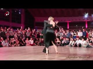 Noelia Hurtado y Carlitos Espinoza - (45) - Belgrade Tango Encuentro