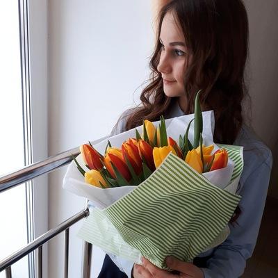 Алёна Тайматова