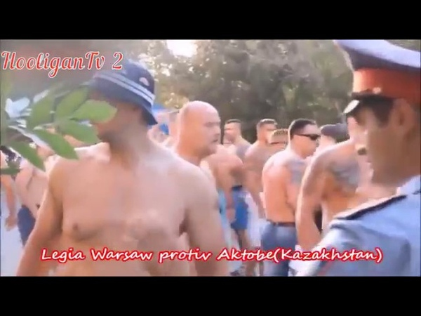 Hooligans Legia Warsawthe Best Fights Riots Video