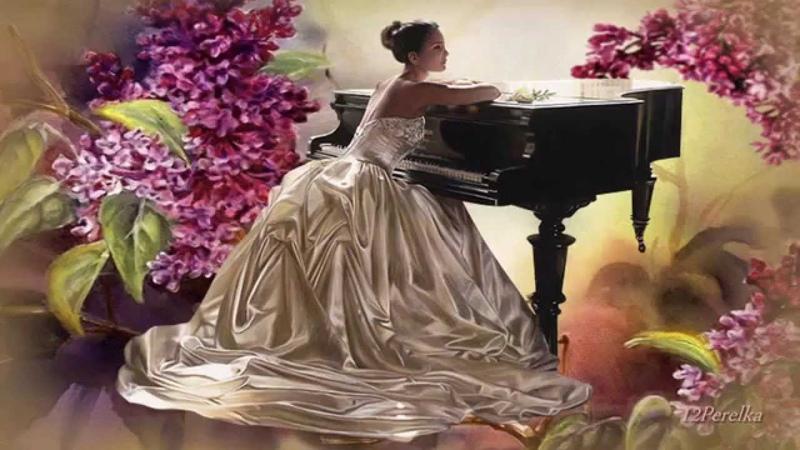 Иллюстрации к музыке шопена