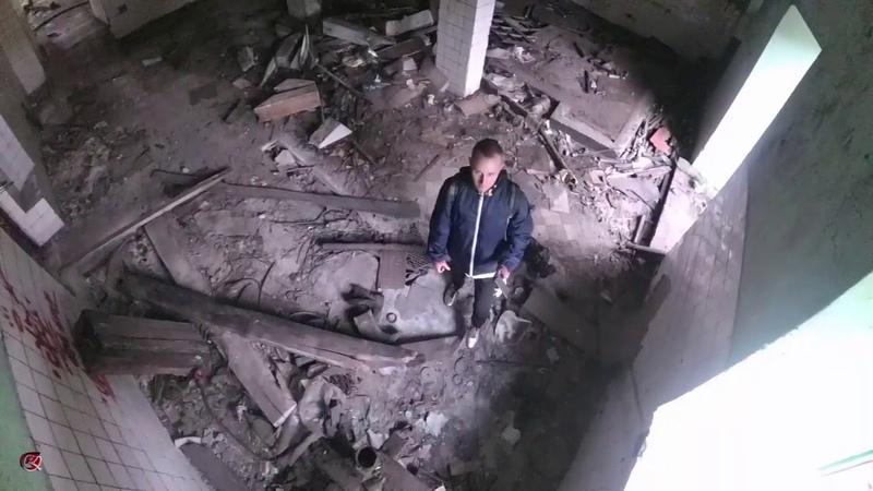 Заброшенный винзавод города Бобруйск оказались не одни
