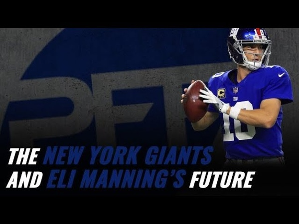 The New York Giants and Eli Manning's Future | PFF