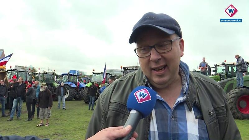 (4863) Actievoerder Jan-Piet: 'Gooi dat Malieveld open, dan was er niets aan de hand geweest' - YouTube