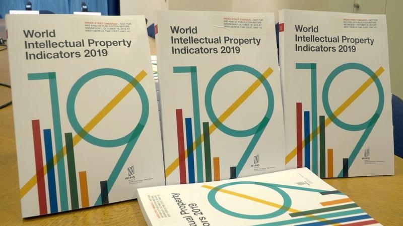 Launch of World Intellectual Property Indicators 2019 Report