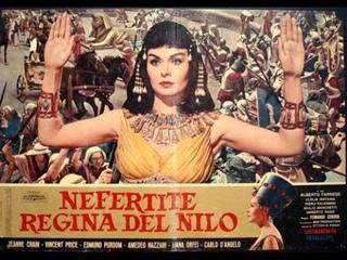 Nefertiti, Queen of the Nile (1961) Greek