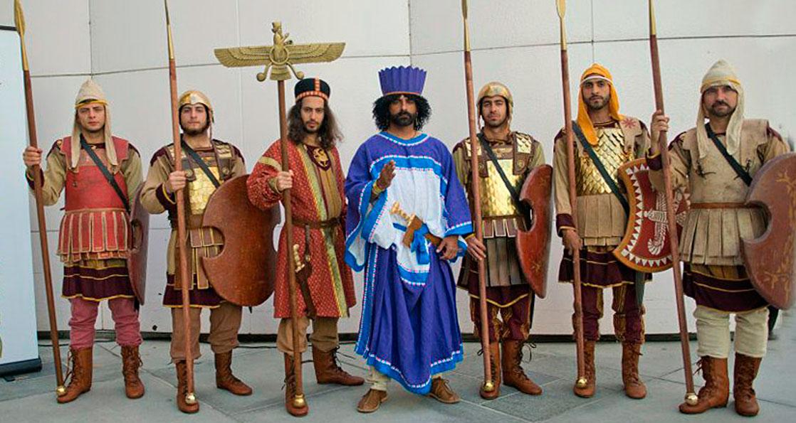 Воины Персии