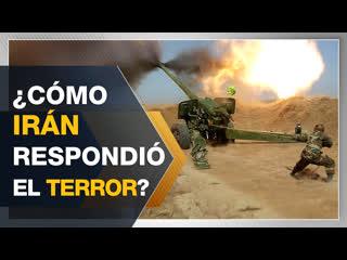 ¿qué equipos militares estrenó irán contra células terroristas?