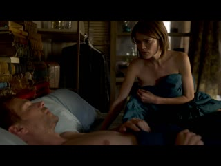 "Эмма Гринвелл (Emma Greenwell hot scenes in ""The Rook"" s01e04 2019)"