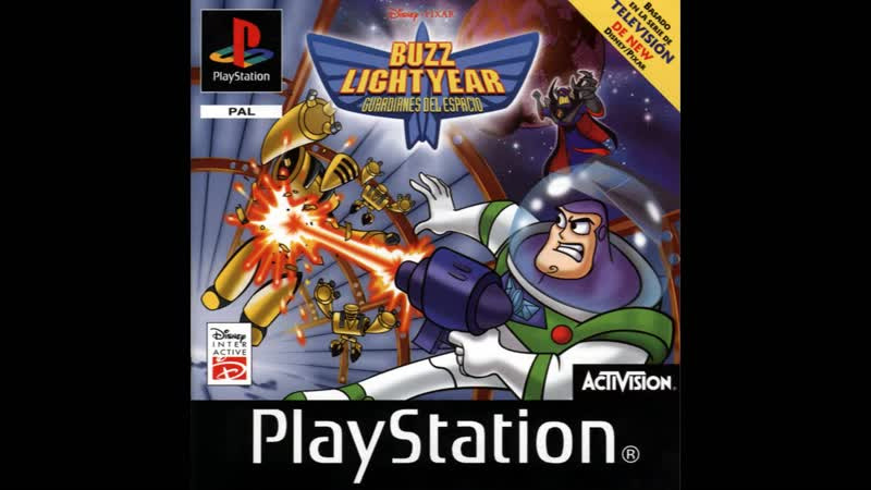 Level 38 Buzz Lightyear of Star Command PS1 Soundtrack Part 1 Boss Iperator Zurgs Throne Room