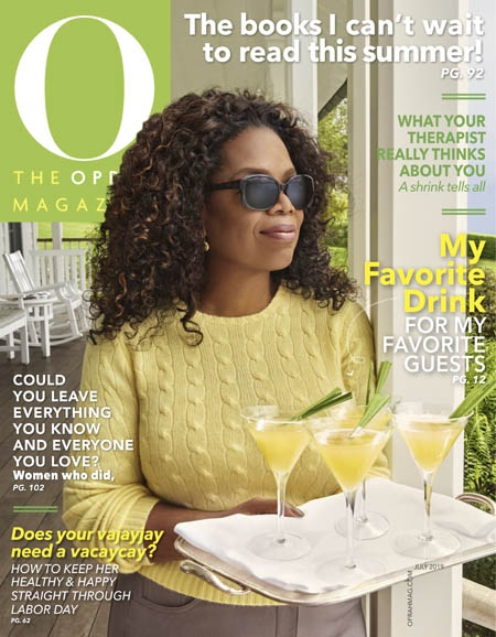 O, The Oprah Magazine 07.2019