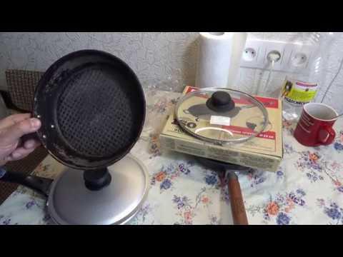 Какую сковородку купить - советы по выбору и сковорода БИОЛ