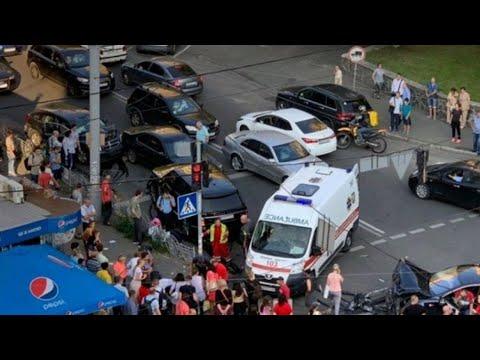 Range Rover влетел в толпу пешеходов в Киеве: есть ли управа на мажоров? (пресс-конференция)