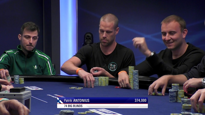 PokerStars Monte Carlo Casino EPT 2019 Main Event Episode 3