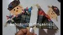 Especial de 500 Inscritos - Espantalhos para decoração junina.