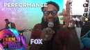 Blanco Brown Performs The Git Up | TEEN CHOICE