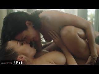 Abigail Mac & Kissa Sins & Markus Dupree [ Lesbians &  Premium / Cunnilingus, Ass, Finger]