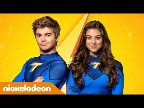 🔴Грозная семейка Время супергероя Nickelodeon Россия