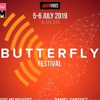 Логотип Butterfly DJ Session