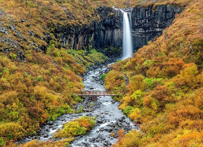 Интересные места нашей планеты Скафтафетль (Исландия), изображение №5
