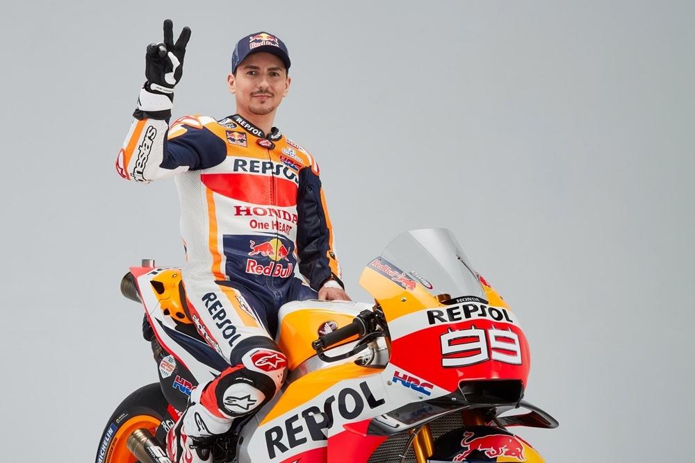 Официально: Хорхе Лоренцо завершает карьеру в MotoGP