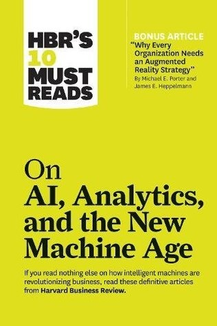 On AI, Analytics, and th