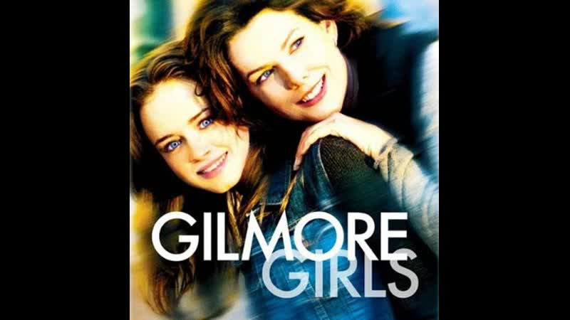 Gilmorova děvčata S01E01 Matka a dcera