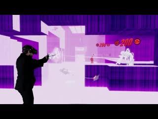 Pistol whip музыкальная игра с пистолетом