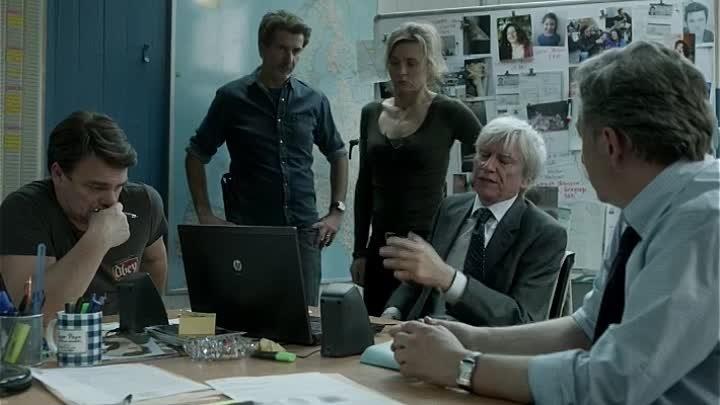 Спираль Spiral Сезон 5 Серии 3 4 из 12 2014 Франция драма криминал детектив
