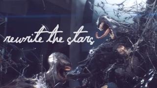eddie brock & venom   rewrite the stars